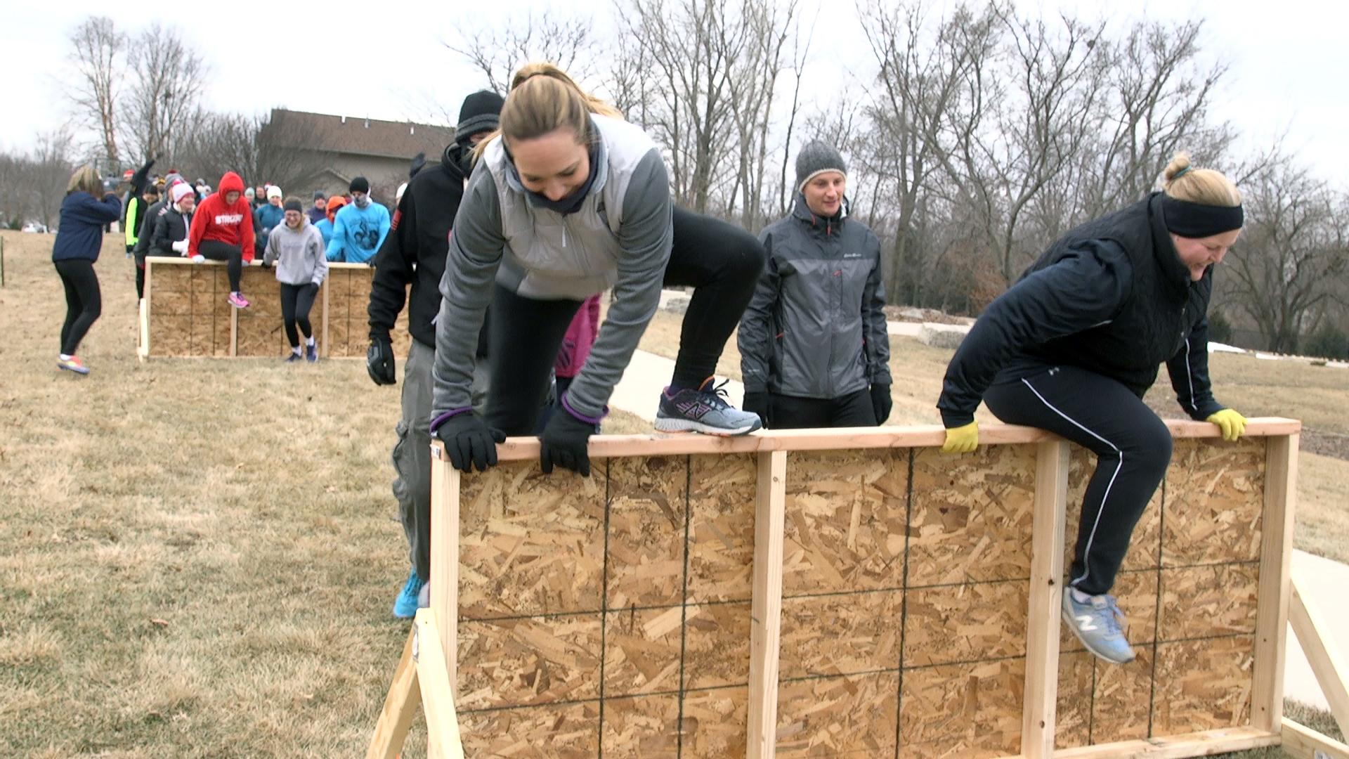 5k hurdles