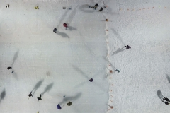 fire n ice learn to curl aerial