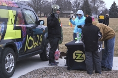 fire n ice z102 booth